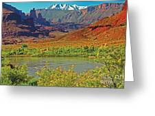 Colorado River Greeting Card