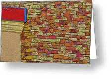 Colorful Stacked Stone Greeting Card