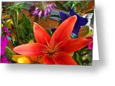 Colors Of Block Island Greeting Card