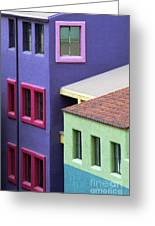 Colors Of Tucson Greeting Card