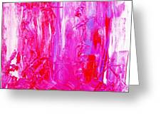Colorz 6 Greeting Card