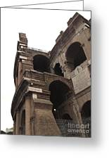 Coloseum Rome Greeting Card