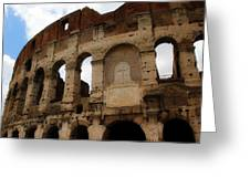 Colosseum 1 Greeting Card