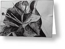 Colourless Nature Greeting Card