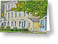 Columbian House Greeting Card