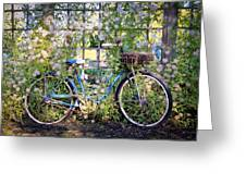 Come Ride With Me Greeting Card