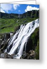 Comeragh Mountains, County Waterford Greeting Card