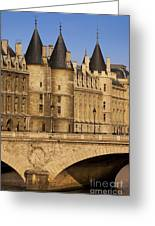 Conciergerie Greeting Card