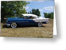 Concours D' Elegance 5 Greeting Card