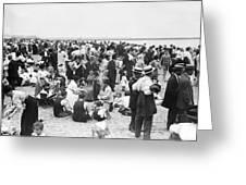 Coney Island New York - 1912 Greeting Card