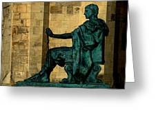 Constantine 1 Greeting Card