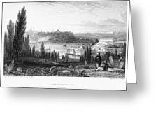 Constantinople, 1833 Greeting Card by Granger