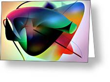 Soulscape 8 Greeting Card