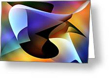 Soulscape 5 Greeting Card