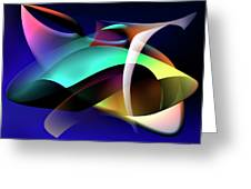 Soulscape 9 Greeting Card