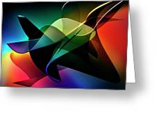 Soulscape 10 Greeting Card