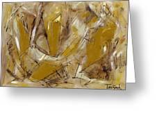 Contemperary Painting 39 Greeting Card