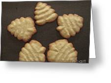 Cookie Treat For You Greeting Card