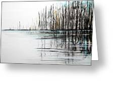Cool Day Greeting Card