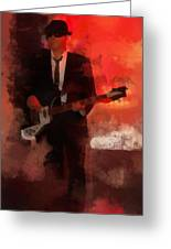 Cool Hand Marc Greeting Card