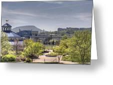 Coolidge Park Greeting Card