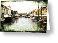 Copenhagen Denmark Greeting Card