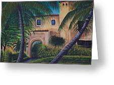 Coral Gables Greeting Card