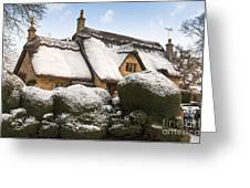 Cotswolds Cottage Greeting Card
