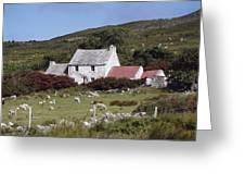 Cottage, Ireland Greeting Card