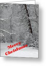 Country Christmas 1 Greeting Card
