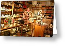 Country Store 1 Greeting Card
