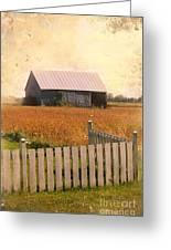 Countryside Life Greeting Card