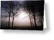 County Wicklow, Ireland Greeting Card