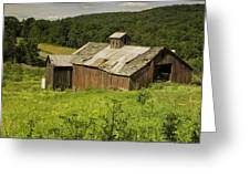 Coventry Barn Greeting Card