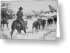 Cowgirls Are Cowboys Too Greeting Card
