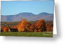 Coxsackie New York State Greeting Card