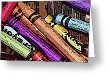 Crayola 5 Greeting Card