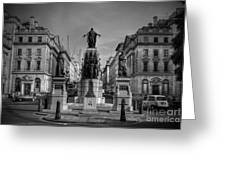 Crimean War Memorial Greeting Card