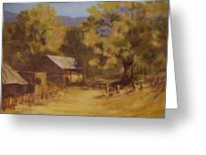 Crippen Ranch Greeting Card