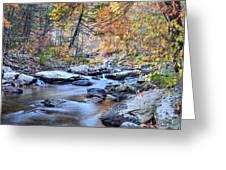 Crisp Autumn Air Greeting Card by JC Findley