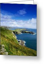 Crookhaven, Co Cork, Ireland Most Greeting Card