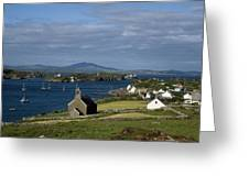 Crookhaven, Co Cork, Ireland Greeting Card