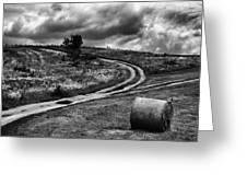Cross-roads Greeting Card