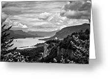 Crown Point Two Greeting Card