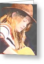 Crystal Bowersox Greeting Card