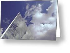 Crystal Cathedral 2 Greeting Card