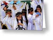 Cuenca Kids 42 Greeting Card