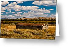 Cunningham Cabin II Greeting Card