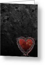 Cupid's Upgrade Greeting Card