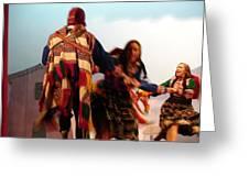 Cuzco Greeting Card